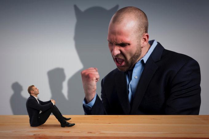 経営者の方への不当要求について
