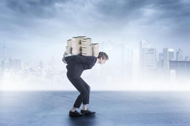 離婚時の借金は引き継ぐ?財産分与で考慮される借金などについて解説
