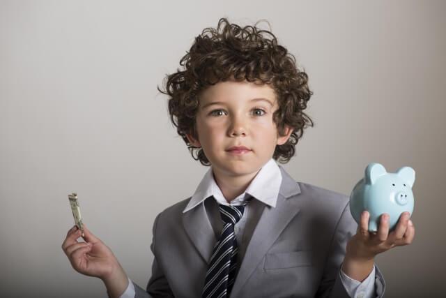 子供の預金は財産分与の対象となる場合、ならない場合について解説