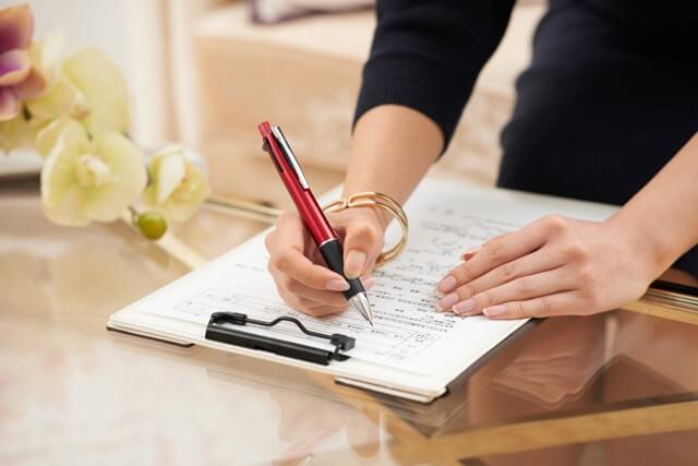 離婚調停で使う陳述書の効果的な書き方について解説