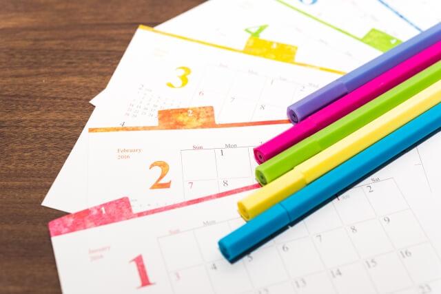 任意整理での返済期間は何年か?手続きの期間・信用情報に残る期間